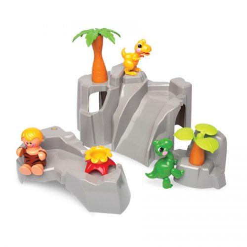 ست بازی کوه و دایناسور تولو کد 87359 Tolo