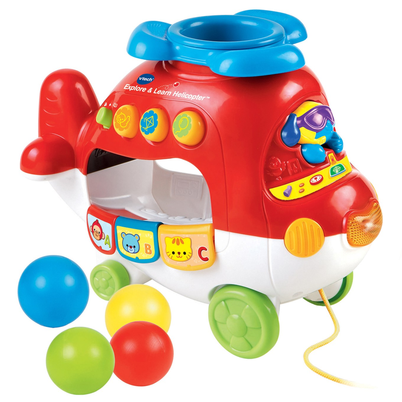 Vtech Explore & Learn Helicopter – Childhood Basic ...