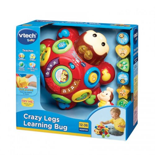 کفش دوزک Baby Crazy Legs Learning Bug