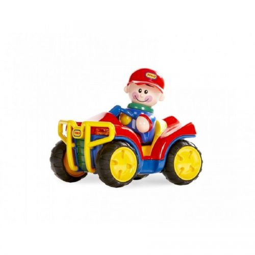 ماشین جیپ قرمز مزرعه تولو کد 87391 Tolo