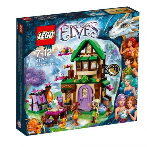 لگو 41174,سری Lego,The Starlight Inn,Elves