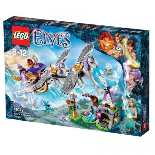 لگو41077,سری Elves, سورتمهLego,Aira's Pegasus Sleigh