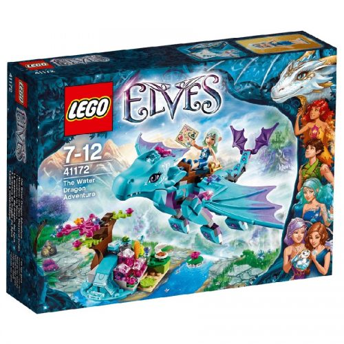 لگو 41172,سری Lego,The Water Dragon,Eleves