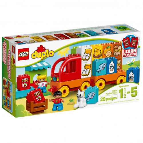 لگو سری Lego,My First Truck,Duplo