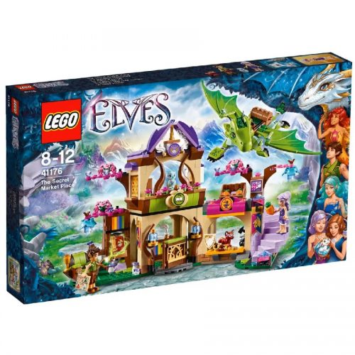 لگو سری Lego,secret market place,41176,Elves