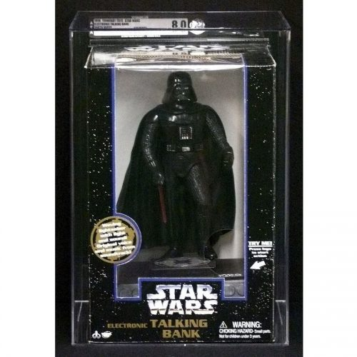 Star Wars Electronic Talking Bank: Darth Vader،فیگور،استاروارز