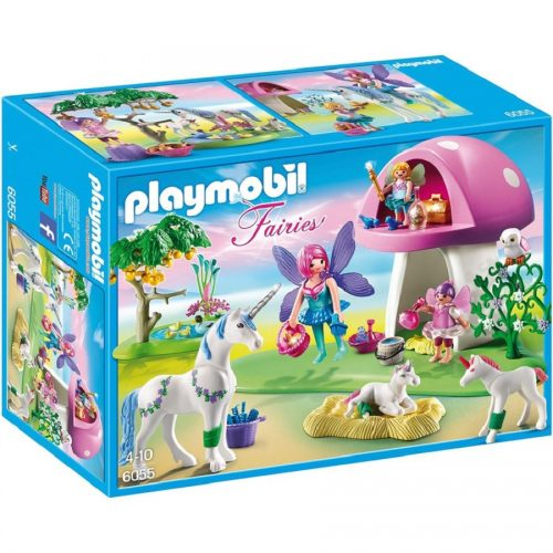 6055,playmobil,Princess Fairies,پلی موبیل