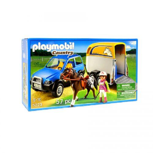 5223,Playmobil,pony farm,پلی موبیل، مزرعه، پونی