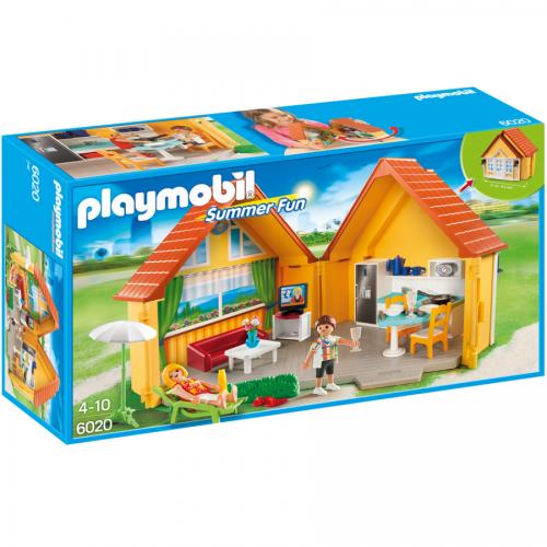 playmobil,پلی موبیل,Country House,6020