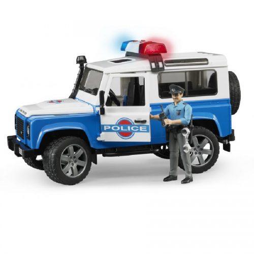 02595,bruder,land rover,police,برودر، لندرور، پلیس