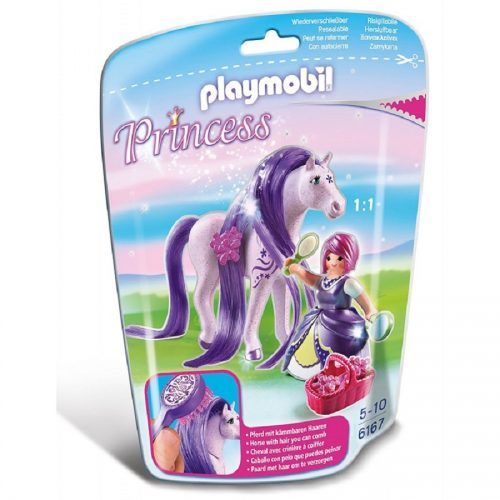 6167,Playmobil,Princess Viola,پلی موبیل،پرنسس