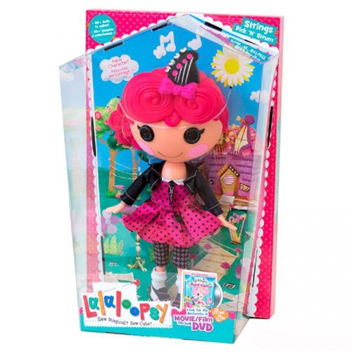عروسک لالالوپسی Strings Pick 'N' Strum,Lutka-Strings-LALALOOPSY-536888
