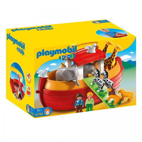 کشتی نوح پلی موبیل 6765,Playmobil,Noahs Ark
