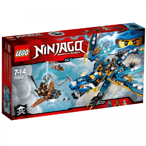لگو 70602،سریLego,Jay elemental Dragon Ninjago