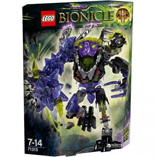 لگو 71315،سریLego,Quake Beast, Bionicle