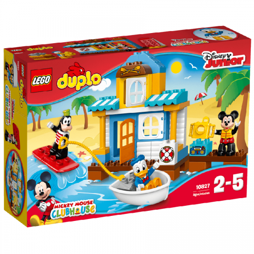 لگو 10827 Lego,Duplo,Mickey & Friends Beach House