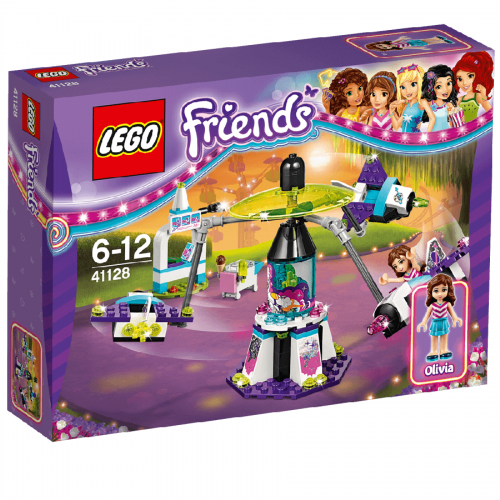 لگو 41128،سریLego,Amusement park, Friends