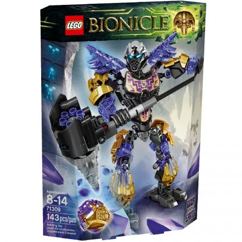 لگو 71309،سریLego,Onua,Uniter of Earth, Bionicle