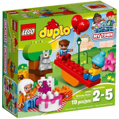 لگو Lego, Duplo, Birthday Picnic 10832