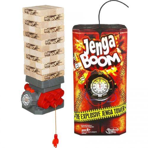 بازی جنگا بمبی Hasbro, Jenga Boom،A2028