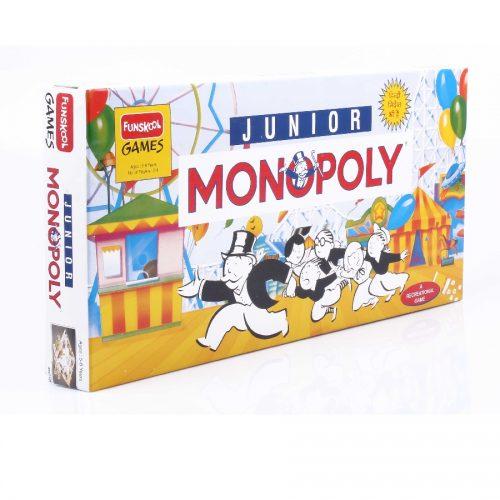 مونوپلی Funskool, Monopoly, Junior،4967200