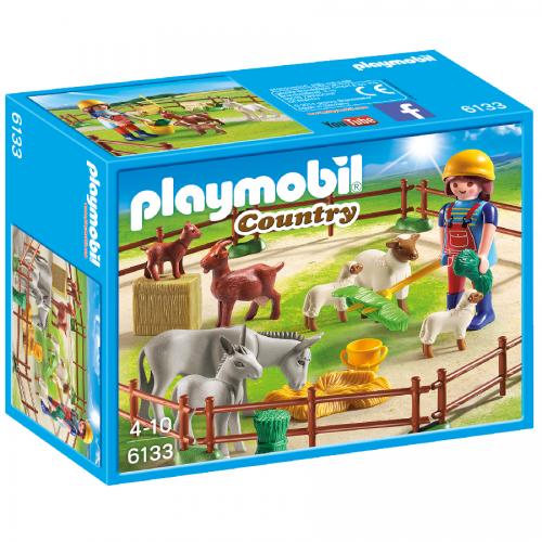 مزرعه حیوانات 6133 پلی موبیل Playmobil,Farm animal