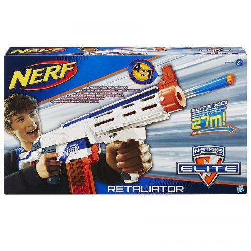 تفنگ دارتی NERF,N-Strike Elite Retaliator،98696