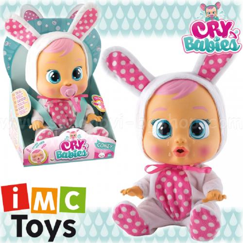 عروسک گریان IMC,Cry Baby Coney,10598