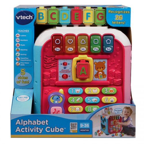 مکعب آموزشی و فعالیت Vtech،135450
