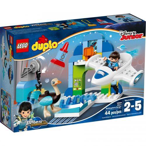 لگو Lego, Duplo, Miles' Stellosphere Hangar 10826