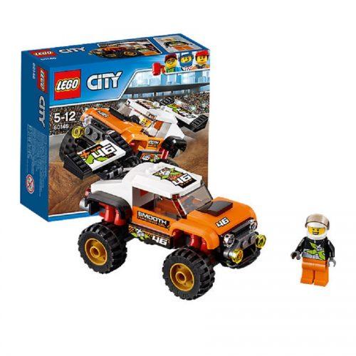 لگو ماشین 60146 Lego, City, Stunt Truck