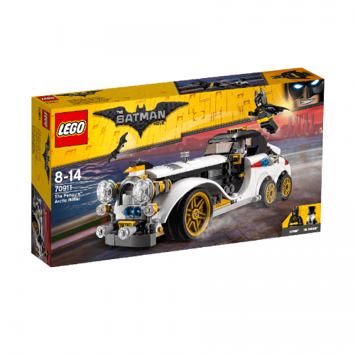 لگو بتمن و پنگوئن 70911 Lego, The Penguin Arctic Roller