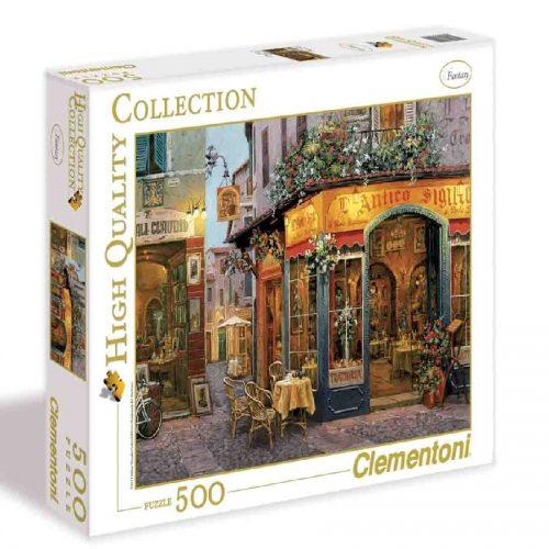 پازل 500 تکه 30104 Clementoni, L'Antico Sigillo