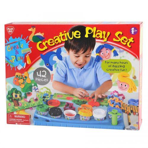 کيت آموزشي پلي گو مدل بازي خلاقانه کد 7200 Play Go