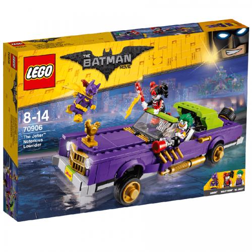 لگو 70906 سري Lego,The Joker Notorious Lowrider, Batman Movie