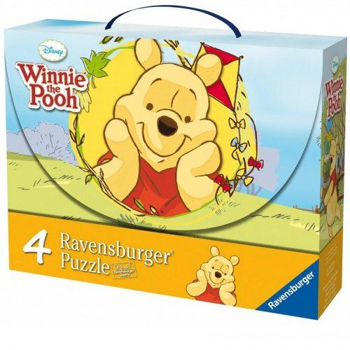 پازل کد 07201 کودک راونزبرگر مدل Ravensburger, Winnie The Pooh