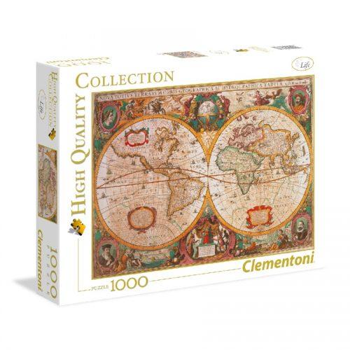 پازل 1000 تکه 31229 Clementoni, Antica
