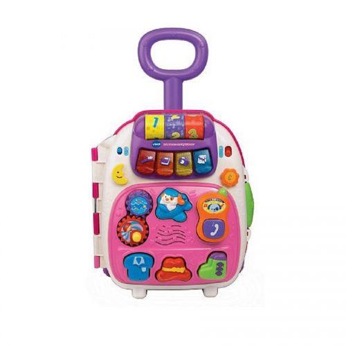 چمدان یادگیری ویتک صورتی 147050 VTech, Learn Activity Suitcase