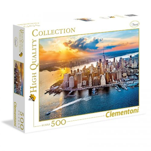 پازل 500 تکه 35038 Clementoni,NEW YORK