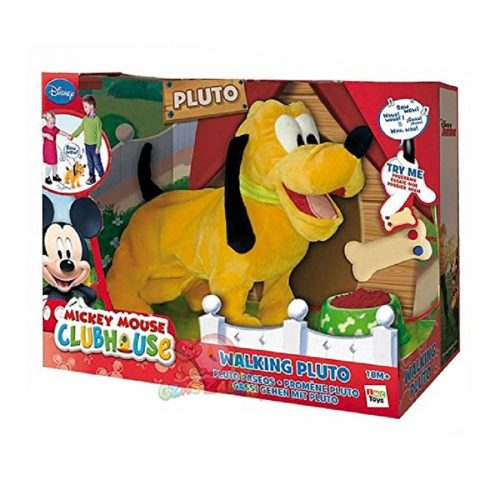 ربات پولیشی راه رونده سگ پلوتو IMC, pluto