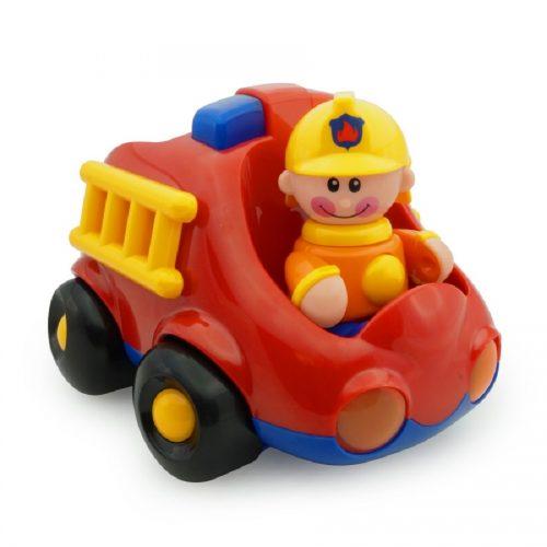 ماشین آتشنشانی با آدمک تولو کد 87477 Tolo