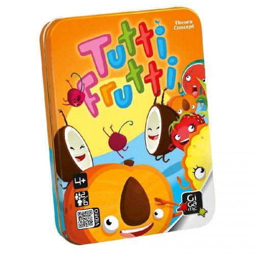 بازی فکری توتی فروتی Gigamic, Tutti Frutti