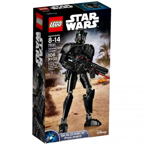 لگو سري Star Wars مدل Lego, Imperial Death Trooper 75121