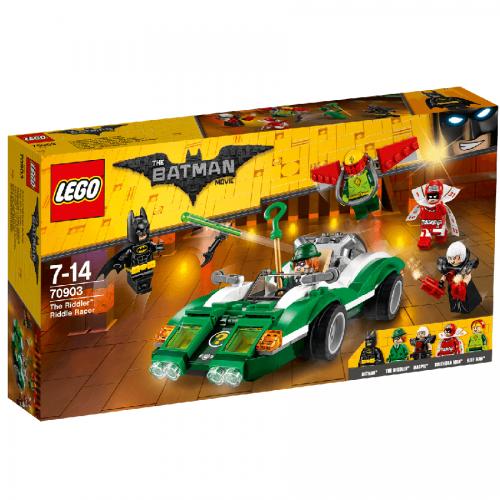 لگو مسابقه معما سري Batman کد 70903 Lego, The Riddler Riddle Racer