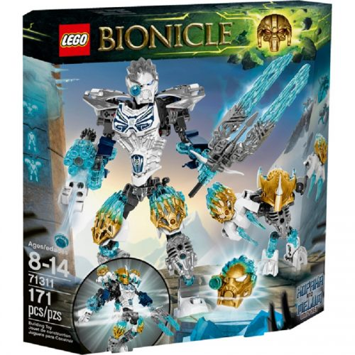 لگو کد 71311 سری Lego,Kopaka and Melum, Bionicle