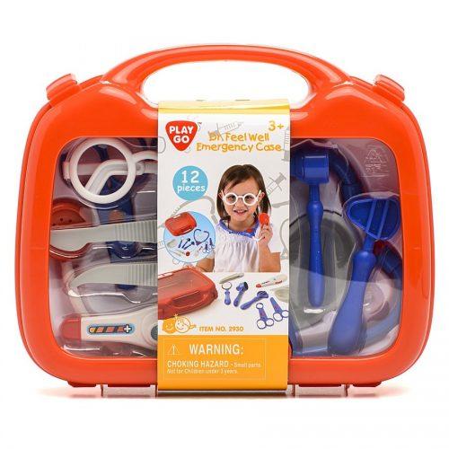 ست اسباب بازی پزشکی پلی گو کد 2930 Playgo