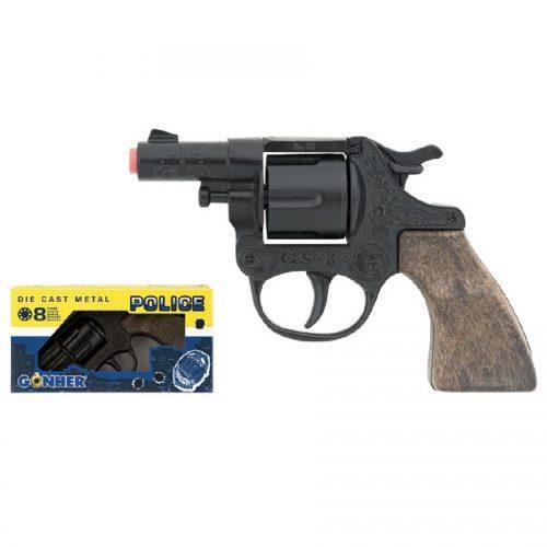 تفنگ رولور پلیس 8 لول Gonher