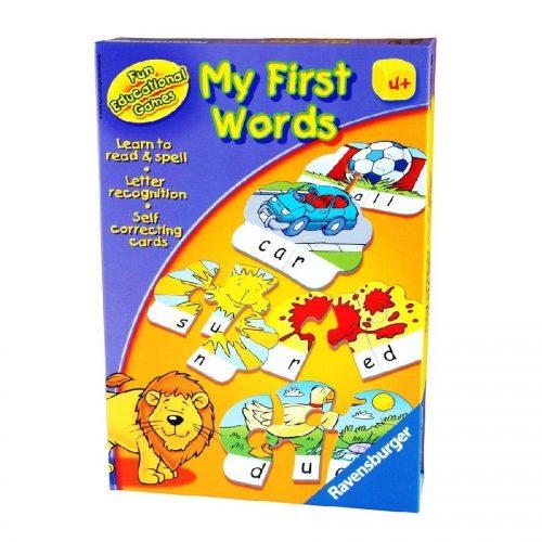 بازی اولین کلمات من رونزبرگز Ravensburger, My first words