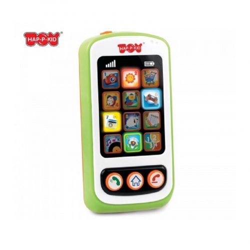 موبایل کودکانه هپی کید کد 4281 Hap-p-kid, My First Touch Phone