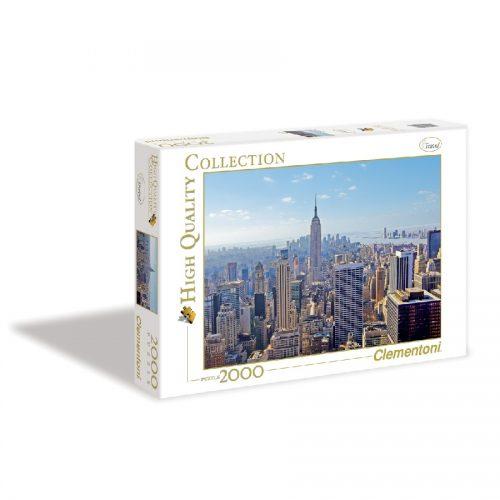 پازل 2000 تکه نیویورک 32544 Clementoni, New York